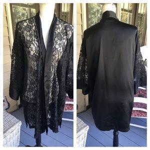 ❤️❤️SEXY & BEAUTIFUL VICTORIAS SECRET lace robe
